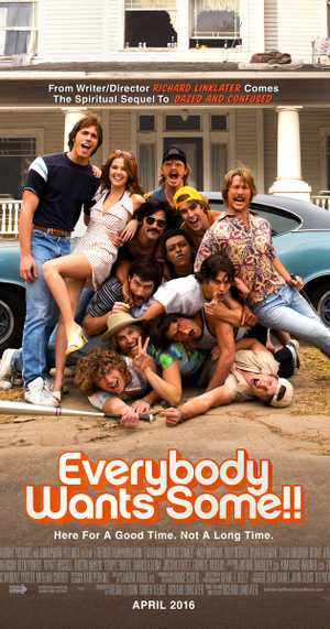 Everybody Wants Some!! - Comédie
