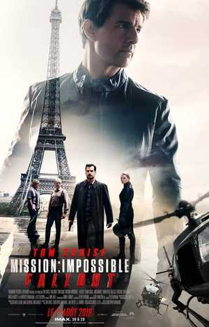 Mission Impossible - Fallout - Action, Thriller, Aventure