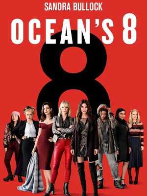 Ocean's 8 - Policier