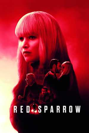 Red Sparrow - Thriller