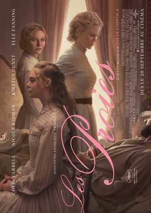 The Beguiled - Thriller, Drame, Western