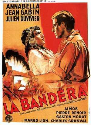 La Bandera - Drame, Romance