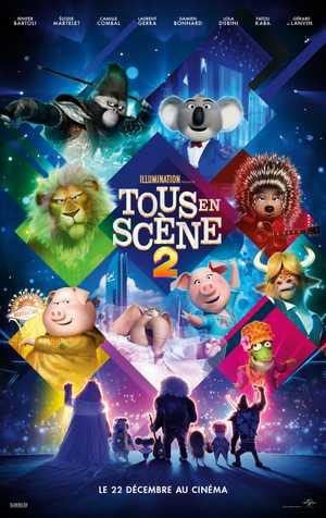 Sing 2 - Animation