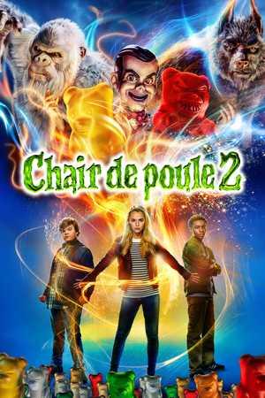 Chair De Poule 2: Les Fantômes d'Halloween - Famille, Comédie, Fantastique, Aventure