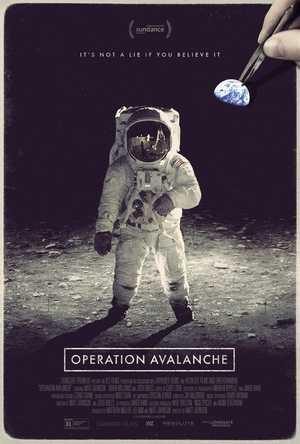 Operation Avalanche - Thriller