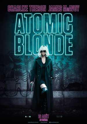 Atomic Blonde - Action, Thriller