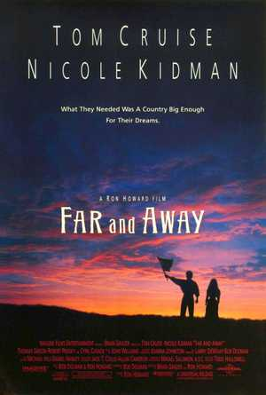 Far and Away - Aventure, Drame, Romance, Western