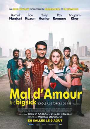 The Big Sick - Comédie, Romance