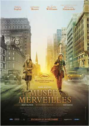Le Musée des Merveilles - Drame
