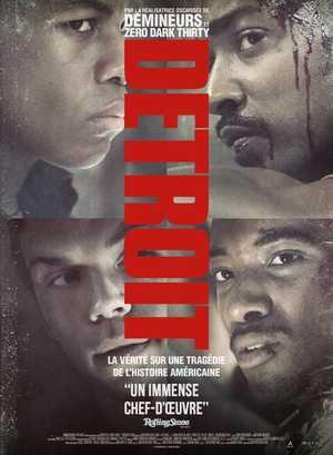 Detroit - Thriller, Drame, Film historique