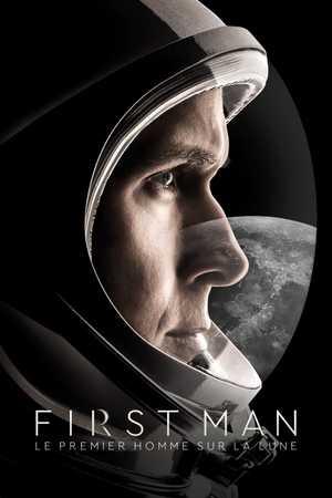 Premier Homme sur la Lune - Biographie, Drame, Film historique