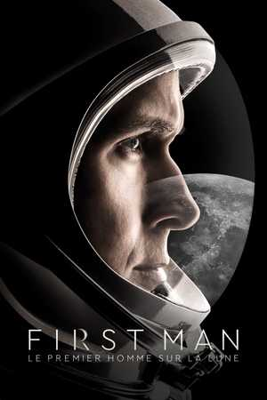 First Man - Biographie, Drame, Film historique