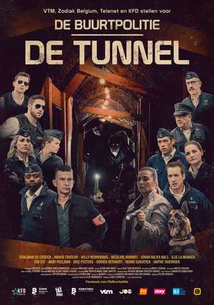 De Buurtpolitie : De Tunnelrtpolitie : De Tunnel - Policier