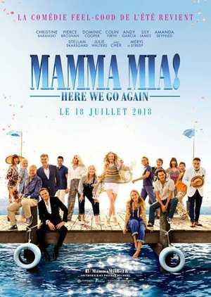 Mamma Mia: Here We Go Again - Comédie musicale