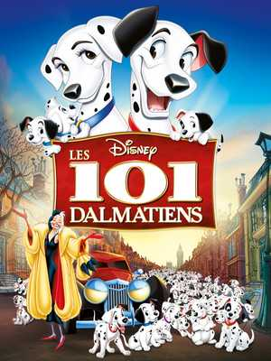 Les 101 Dalmatiens - Animation