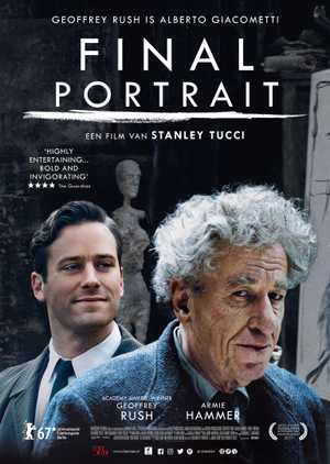 Final Portrait - Biographie, Drame
