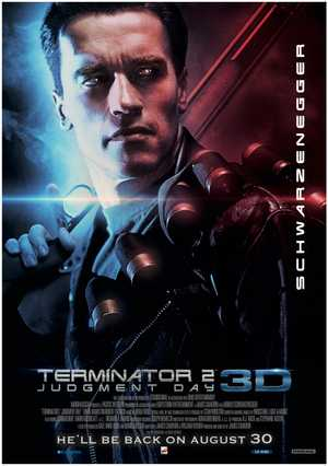 Terminator 2: Judgment Day (3D) - Action, Science-Fiction, Thriller
