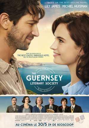 Le Cercle Littéraire de Guernesey - Drame