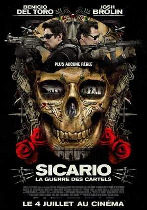 Sicario : La Guerre des Cartels - Thriller
