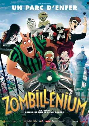 Zombillénium - Animation