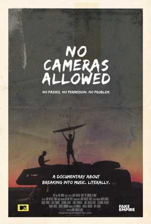 No Cameras Allowed - Documentaire