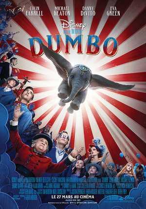 Dumbo - Famille, Fantastique, Animation
