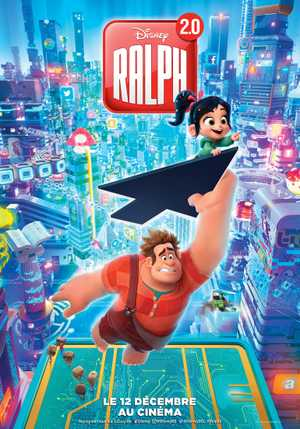 Ralph Breaks the Internet: Wreck-It Ralph 2 - Animation