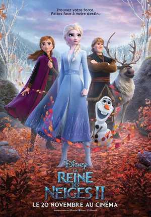 La Reine des Neiges 2 - Animation