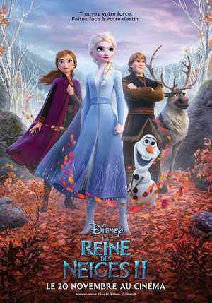 La Reine des Neiges II - Animation