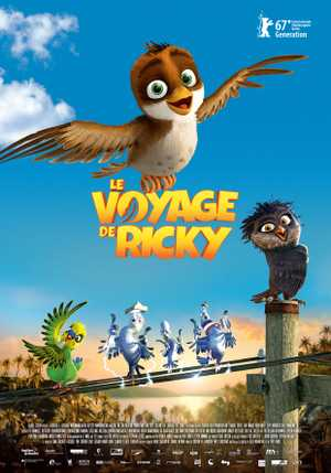 Le Voyage de Ricky - Famille, Animation