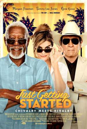 Just Getting Started - Action, Comédie