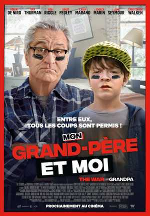 The War with Grandpa - Famille, Comédie