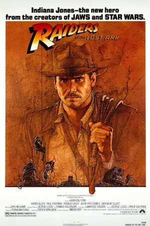 Indiana Jones and the Raiders of the Lost Ark - Action, Aventure