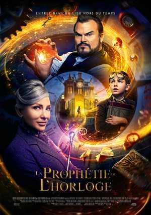 La Prophétie de L'horloge - Horreur, Fantastique