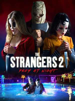 The Strangers: Prey at Night - Horreur