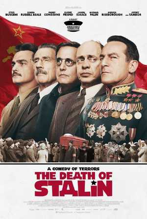 The Death of Stalin - Comédie