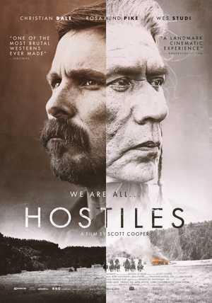 Hostiles - Drame, Western, Aventure