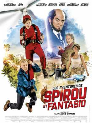 Les Aventures de Spirou et Fantasio - Famille, Aventure