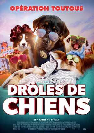 Drôles de Chiens - Famille, Comédie, Aventure