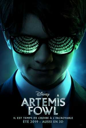 Artemis Fowl - Famille, Action, Aventure