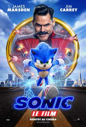 Sonic Le Film - Famille, Aventure, Animation