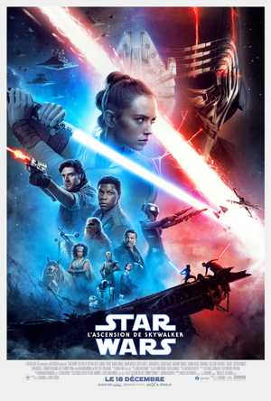 Star Wars: L'Ascension de Skywalker - Science-Fiction