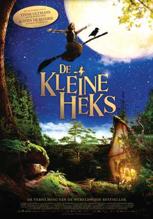 De Kleine Heks - Animation