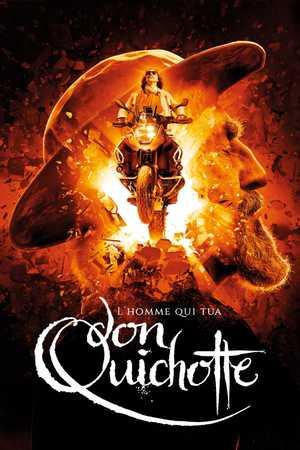 L'Homme qui Tua Don Quichotte - Drame, Fantastique, Aventure