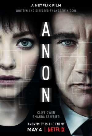 Anon - Thriller, Science-Fiction