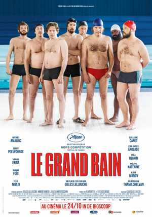 Le Grand Bain - Comédie, Comédie dramatique