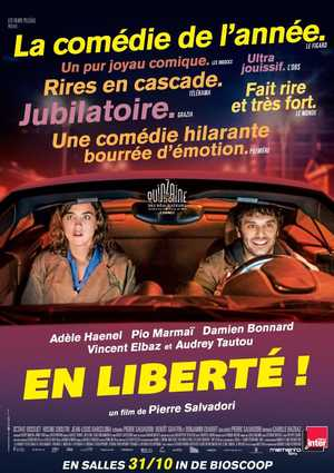 En Liberté - Drame