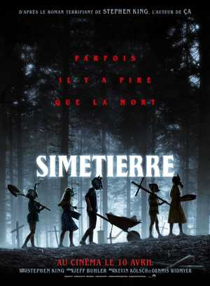 Simetierre - Horreur