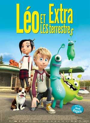 Louis & De Aliens - Animation