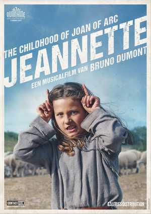 Jeanette, l'Enfance de Jeanne d'Arc - Film historique